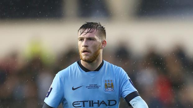 Manchester City midfielder Jack Byrne is targetting European Under-21 Championships qualification with the Republic of Ireland
