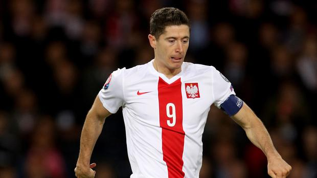 Polish striker Robert Lewandowski's agent hinted last month that his client could soon make a move away from Bayern