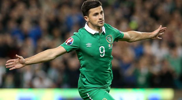 Republic of Ireland striker Shane Long is targeting automatic qualification for the Euro 2016 finals