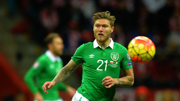 Republic of Ireland midfielder Jeff Hendrick will put the anger of defeat to good use as he targets Euro 2016 play-off success