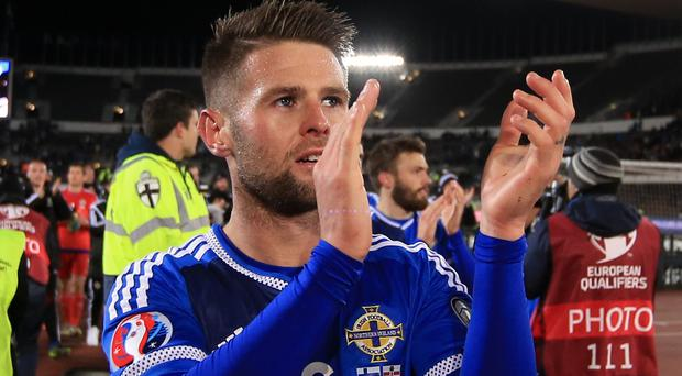 Oliver Norwood came through the ranks at Manchester United