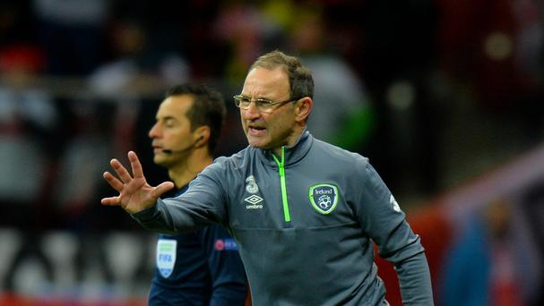 Martin O'Neill is keeping his fingers crossed as he awaits news of his walking wounded