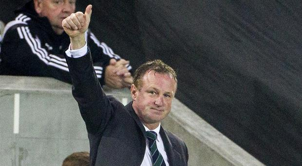 Michael O'Neill wants a four-year deal to remain as Northern Ireland manager