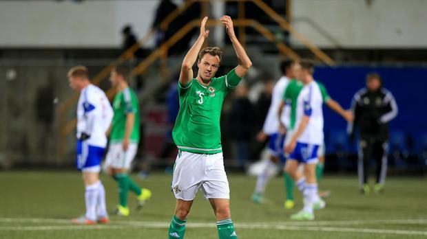 Northern Ireland's Jonny Evans sees a bright future for manager Michael O'Neill - with club or country