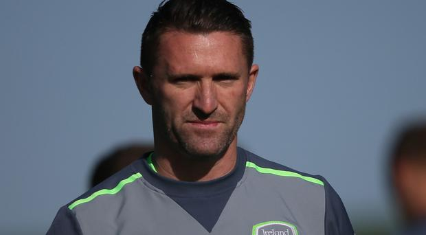 Republic of Ireland skipper Robbie Keane is confident he still has goals to score