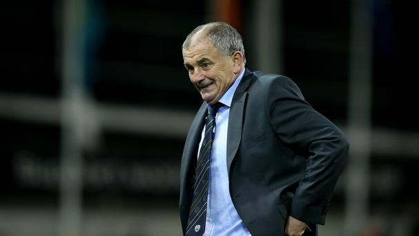 Republic of Ireland Under-21s manager Noel King has told his players to forget their defeat in Italy
