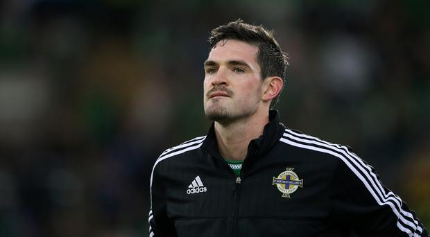 Kyle Lafferty is wanted by Leeds