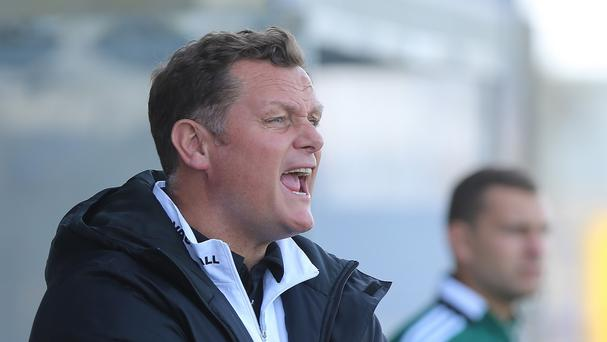 Jim Magilton's Northern Ireland Under-21s lost in France