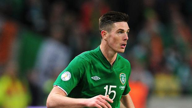 Ciaran Clark helped Republic of Ireland to a 1-1 draw in Bosnia