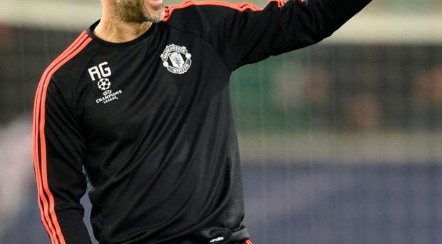 To the point: Ryan Giggs is keen to be a manager and may be tempted by an offer from the Swans