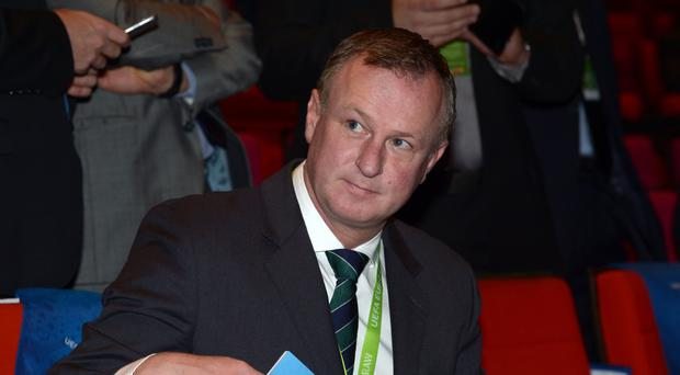 Northern Ireland manager Michael O'Neill is preparing his team for Euro 2016