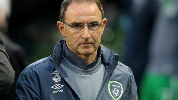 Martin O'Neill's Republic side face Switzerland and Slovakia over the Easter weekend with places still up for grabs