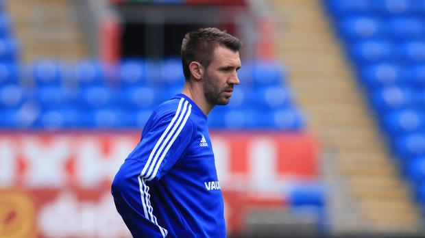 Gareth McAuley has made 37 appearances for club and country this term