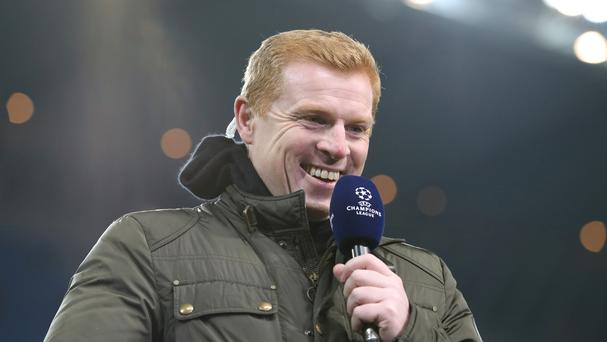 Neil Lennon admitted he is interested in a return to Celtic