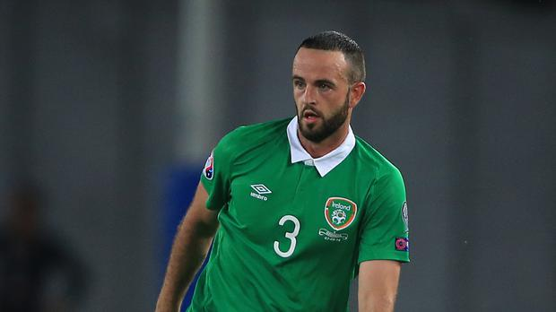 Republic of Ireland defender Marc Wilson is out of the Euro 2016 finals through injury