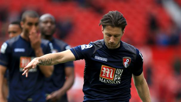 Republic of Ireland hopeful Harry Arter is keeping things in context