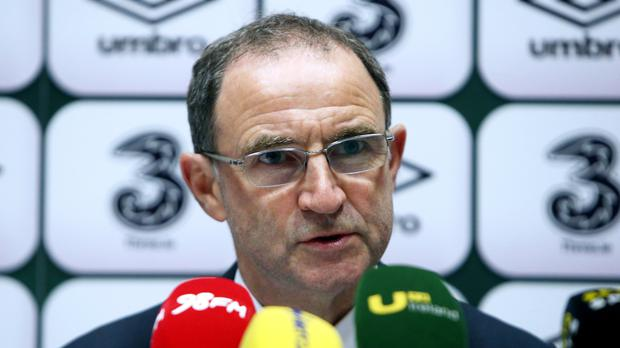 Martin O'Neill will name his final squad in the next week