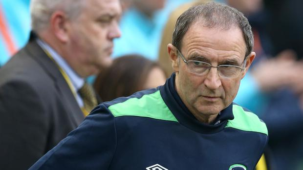 Republic of Ireland manager Martin O'Neill is confident his players can mix it with the big boys at Euro 2016