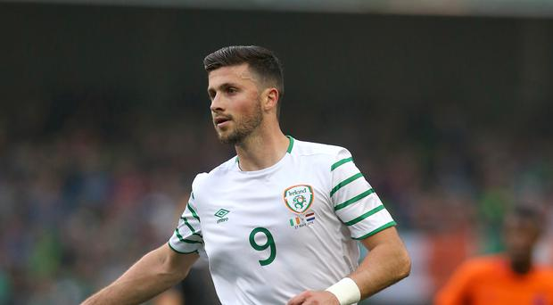Republic of Ireland manager Martin O'Neill is confident Shane Long, pictured, can make a major impact at Euro 2016