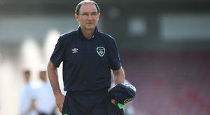 Martin O'Neill has finalised his 23-man squad
