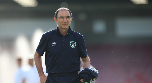 Republic of Ireland manager Martin O'Neill is sweating on the fitness of Robbie Keane and James McCarthy for the Euro 2016 finals