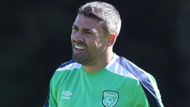 Jonathan Walters is the Republic of Ireland's latest injury concern