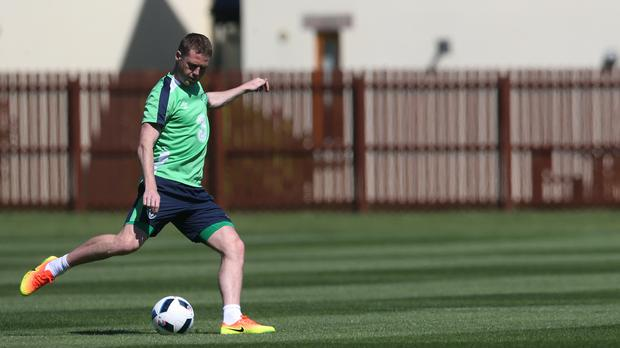 Republic of Ireland midfielder James McCarthy is confident he will be fit for the Euro 2016 finals opener against Sweden