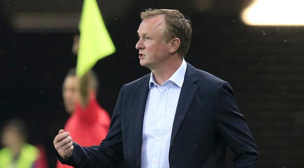Michael O'Neill's Northern Ireland have not lost since March 2015