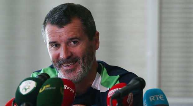 Roy Keane, pictured, had some choice words for Aiden McGeady recently