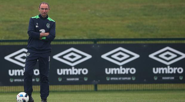 Martin O'Neill has signed a new contract as Republic of Ireland manager through to 2018