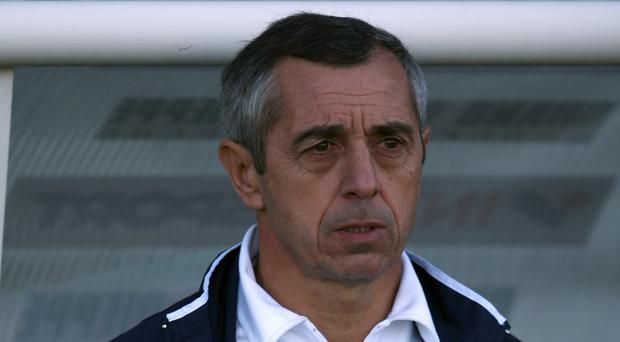 Alain Giresse has dismissed Northern Ireland's chances of causing a shock at Euro 2016