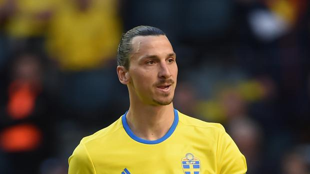 Zlatan Ibrahimovic is a threat to the Republic of Ireland.