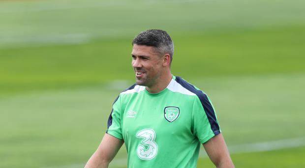Joanthan Walters is fit for Republic of Ireland's opening match after battling an Achilles problem.