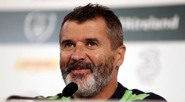 Republic of Ireland assistant manager Roy Keane is enjoying the physicality of Euro 2016