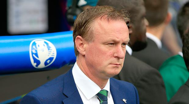 Michael O'Neill's Northern Ireland know a victory over Germany would send them through at Euro 2016