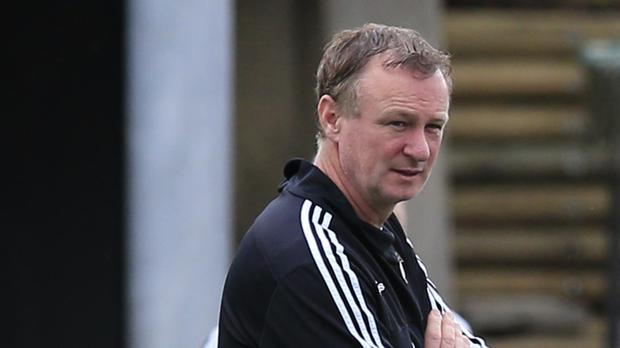 Michael O'Neill must consider whether he wants to change the XI which defeated Ukraine