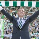 Brendan Rodgers faces a trip to Estonia or Gibraltar