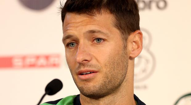 Wes Hoolahan was briefly the toast of Ireland after his superb goal against Sweden