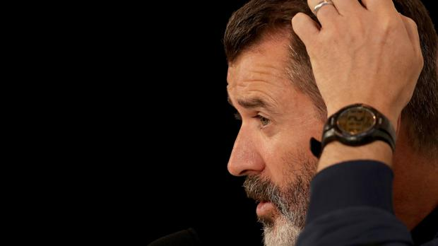 Roy Keane has challenged the Republic players to come out swinging against Italy