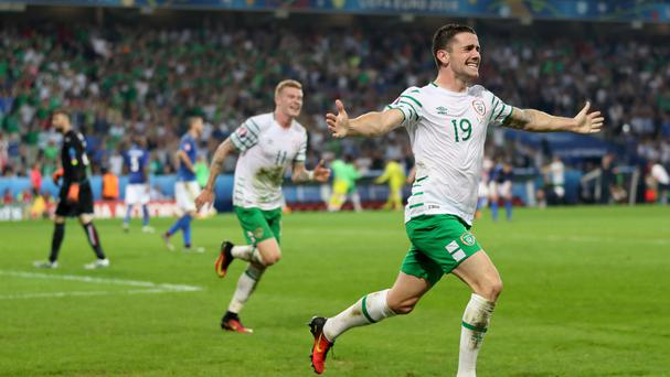 Republic of Ireland match-winner Robbie Brady has no fear of Euro 2016 hosts France