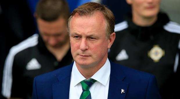 Wales hold no fear for Michael O'Neill at Euro 2016