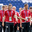 Wales captain Ashley Williams says Gareth Bale, centre left, and company will match Northern Ireland's fight in their last-16 clash at the Euros