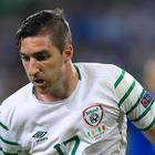 Stephen Ward is struggling to be fit