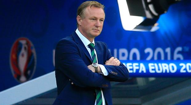 Northern Ireland manager Michael O'Neill felt the manner of his side's defeat to Wales was cruel