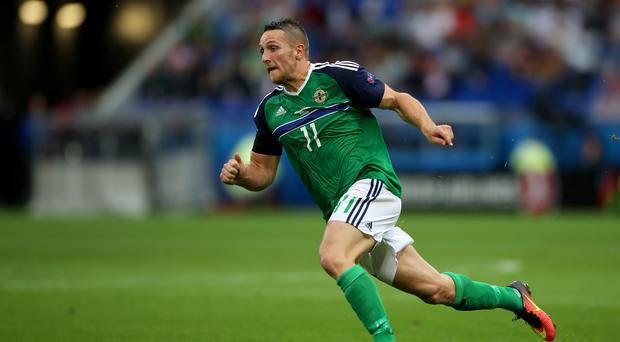 Conor Washington called Northern Ireland's Euro 2016 exit