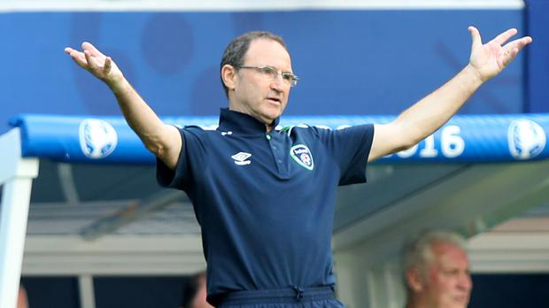 Republic of Ireland manager Martin O'Neill has challenged his players to build on their Euro 2016 adventure