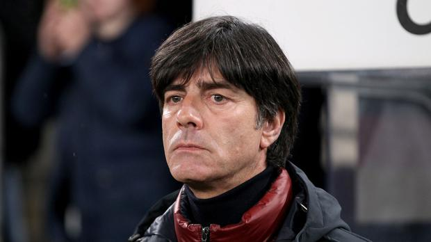 Germany's Joachim Low