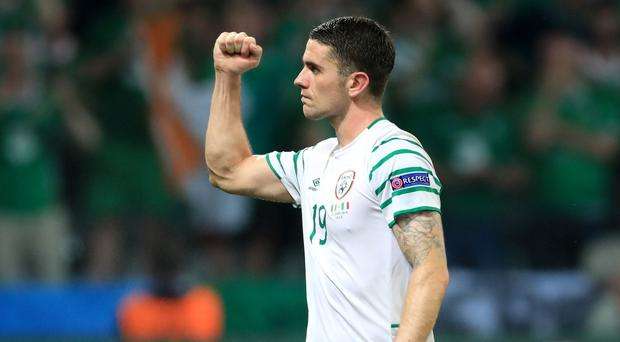 Robbie Brady was one of the Republic of Ireland's heroes at Euro 2016