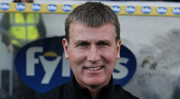 Dundalk manager Stephen Kenny has targeted group-stage European football for a long time