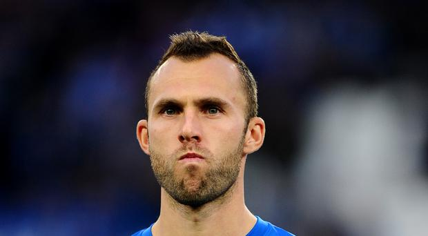 Captain Thomas Buffel gave Genk an early lead in their Europa League third qualifying second-leg tie at Cork City